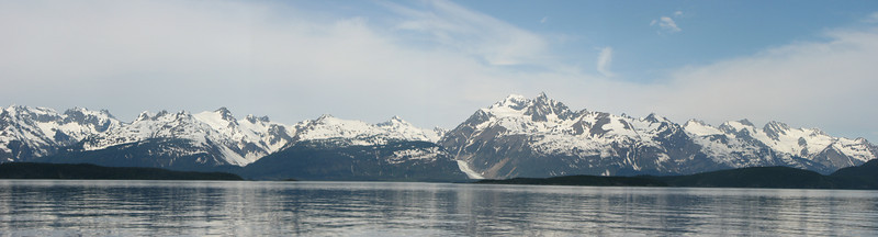 View along Haines by Intercoastal